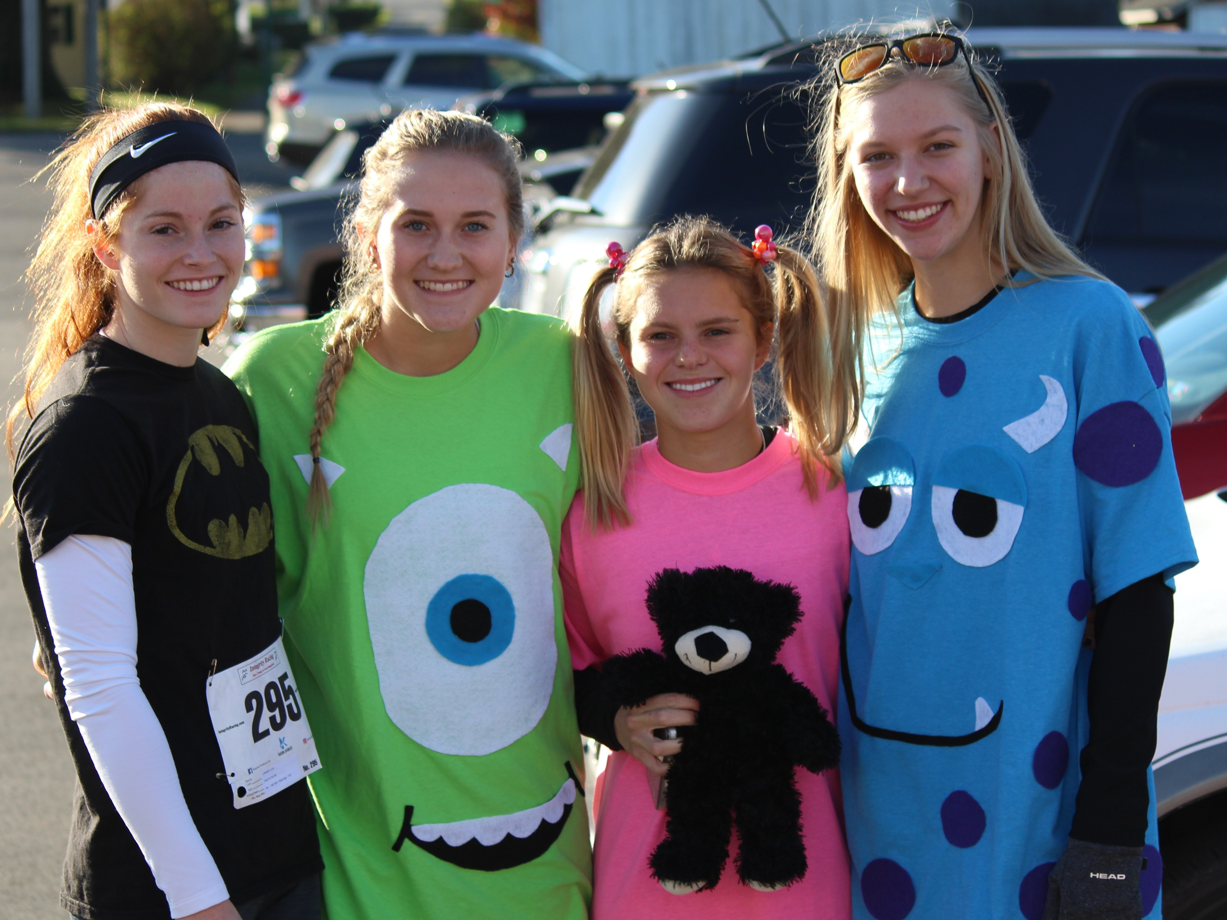 upper dauphin student trick or trot runners
