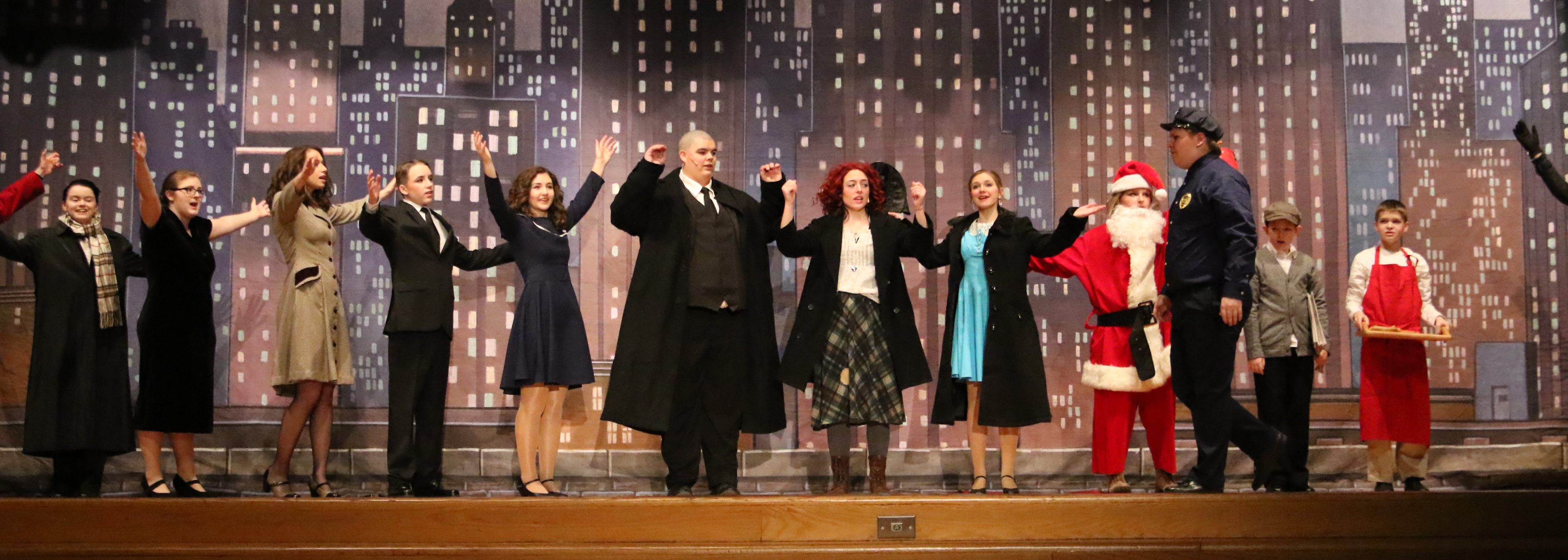 upper dauphin area student musical production