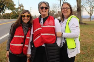 upper dauphin trick or trot volunteers