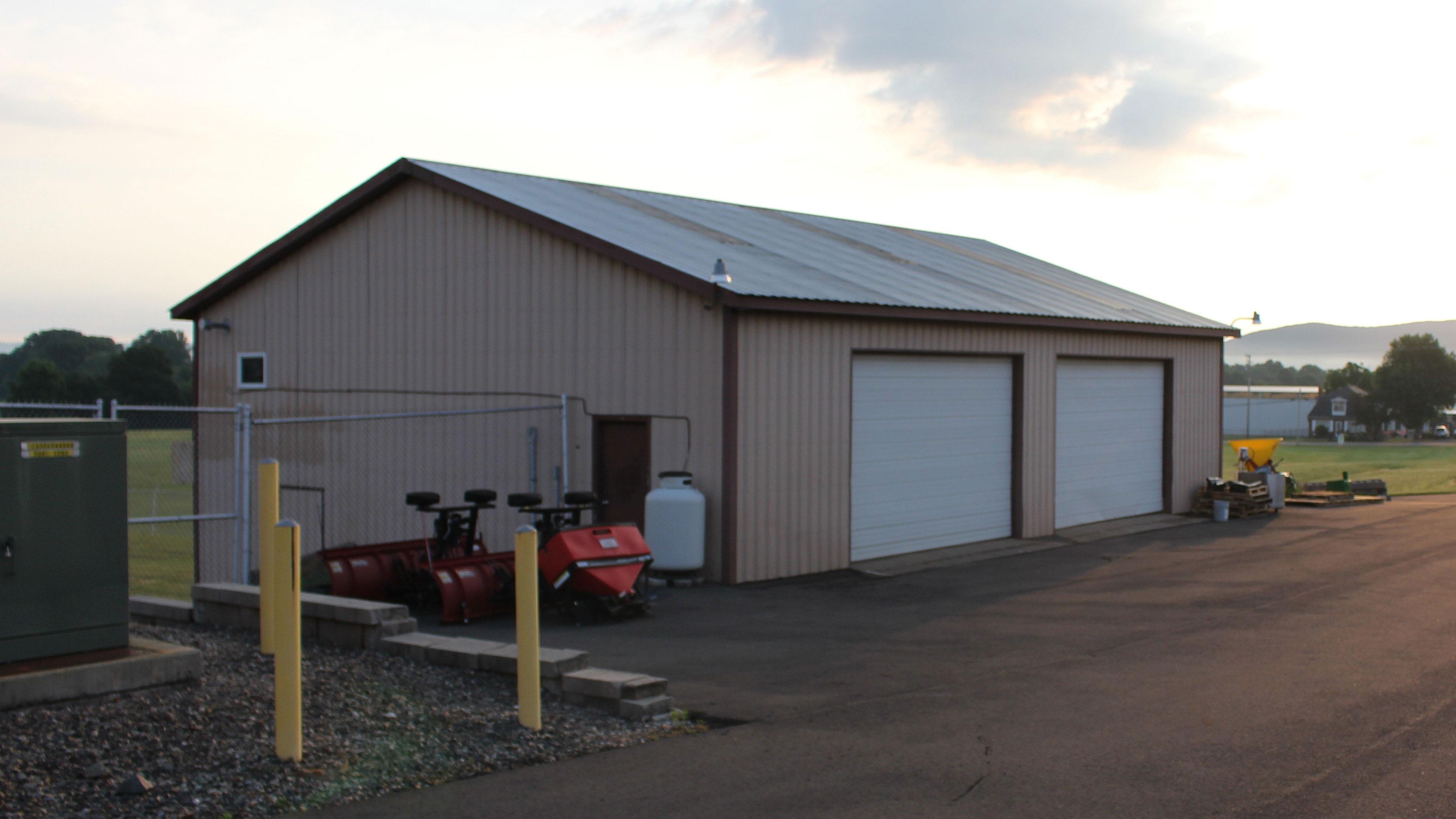 upper dauphin area maintenance facility