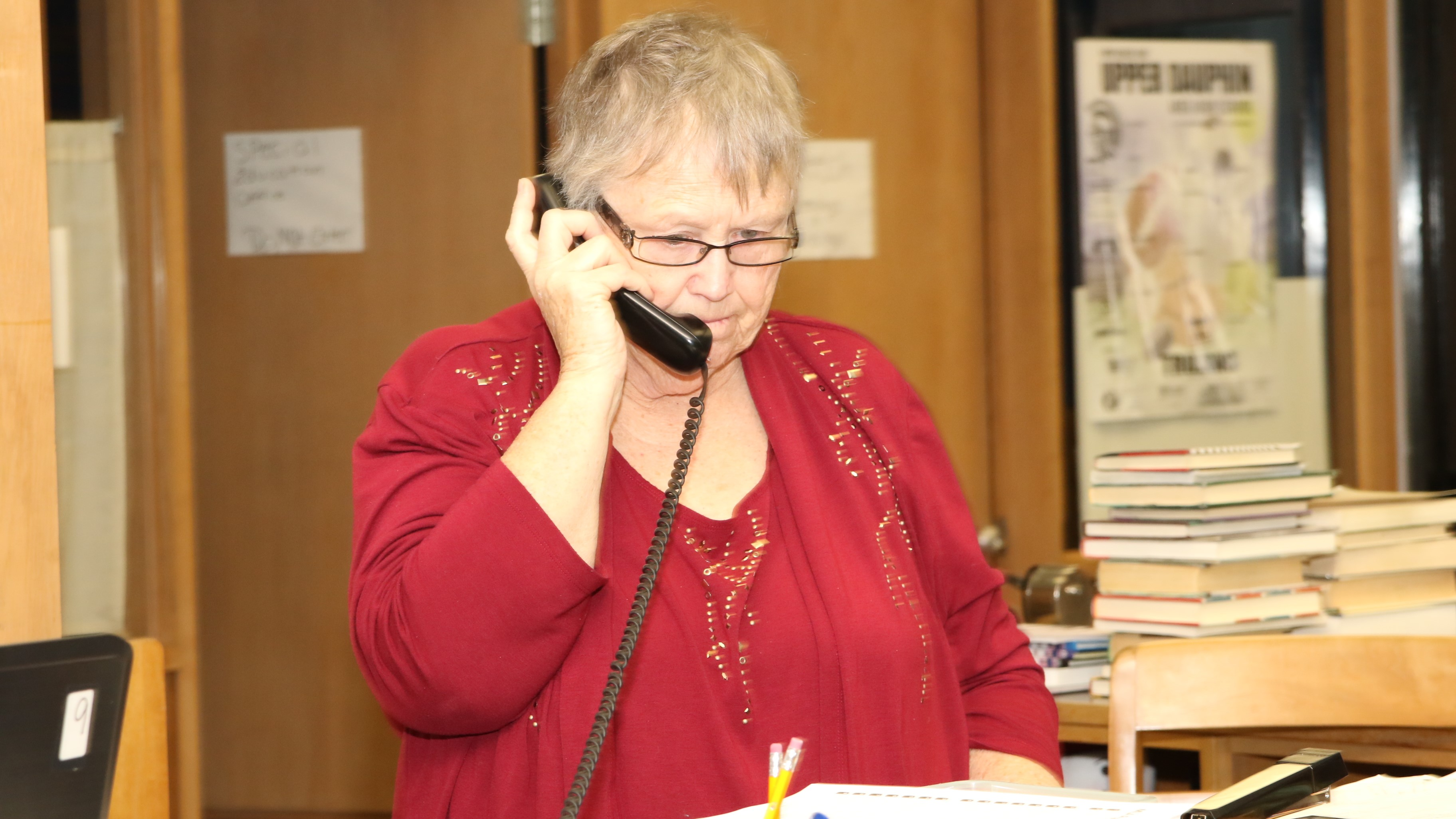upper dauphin area staff phone call