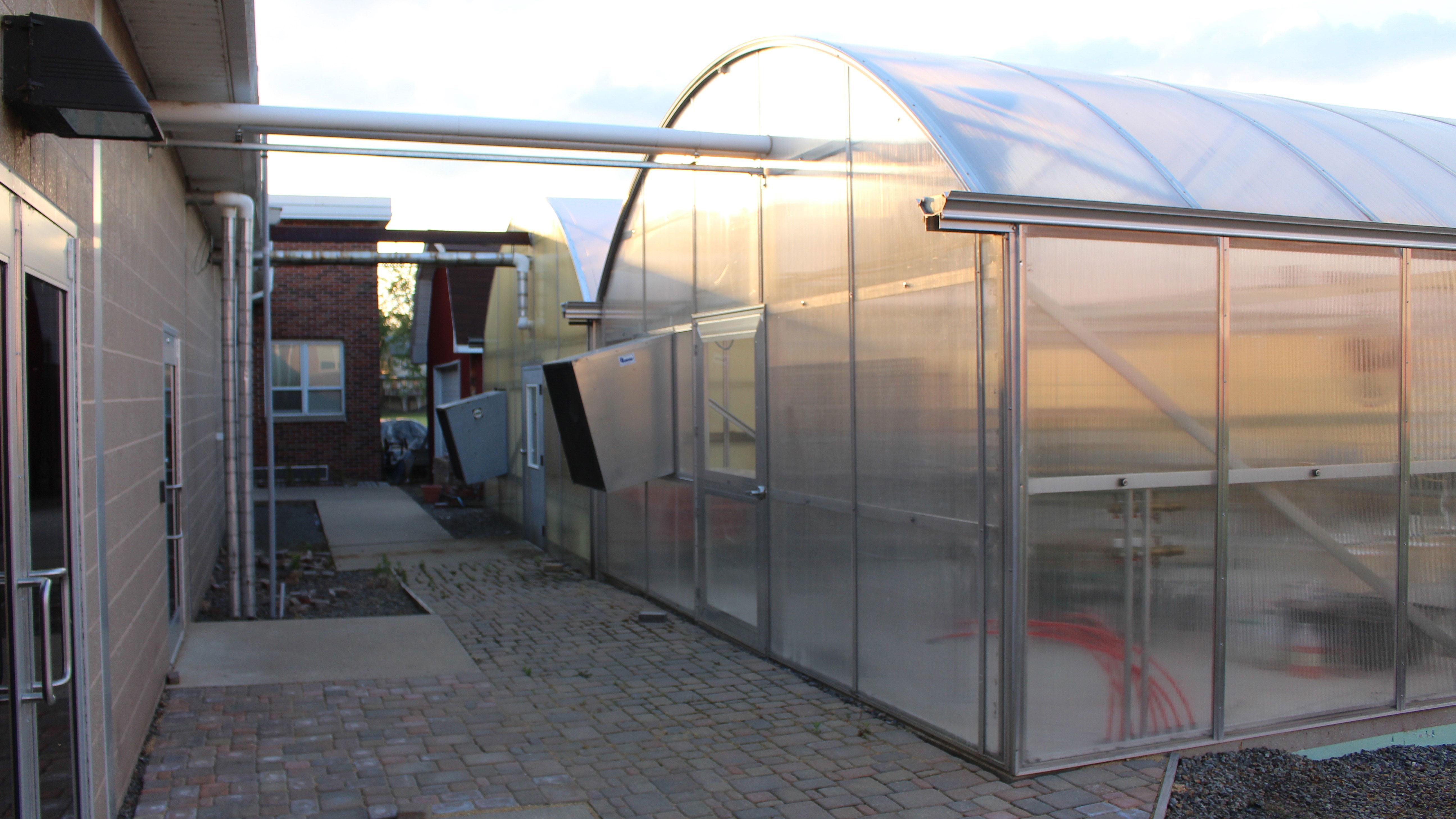 upper dauphin area high school greenhouses