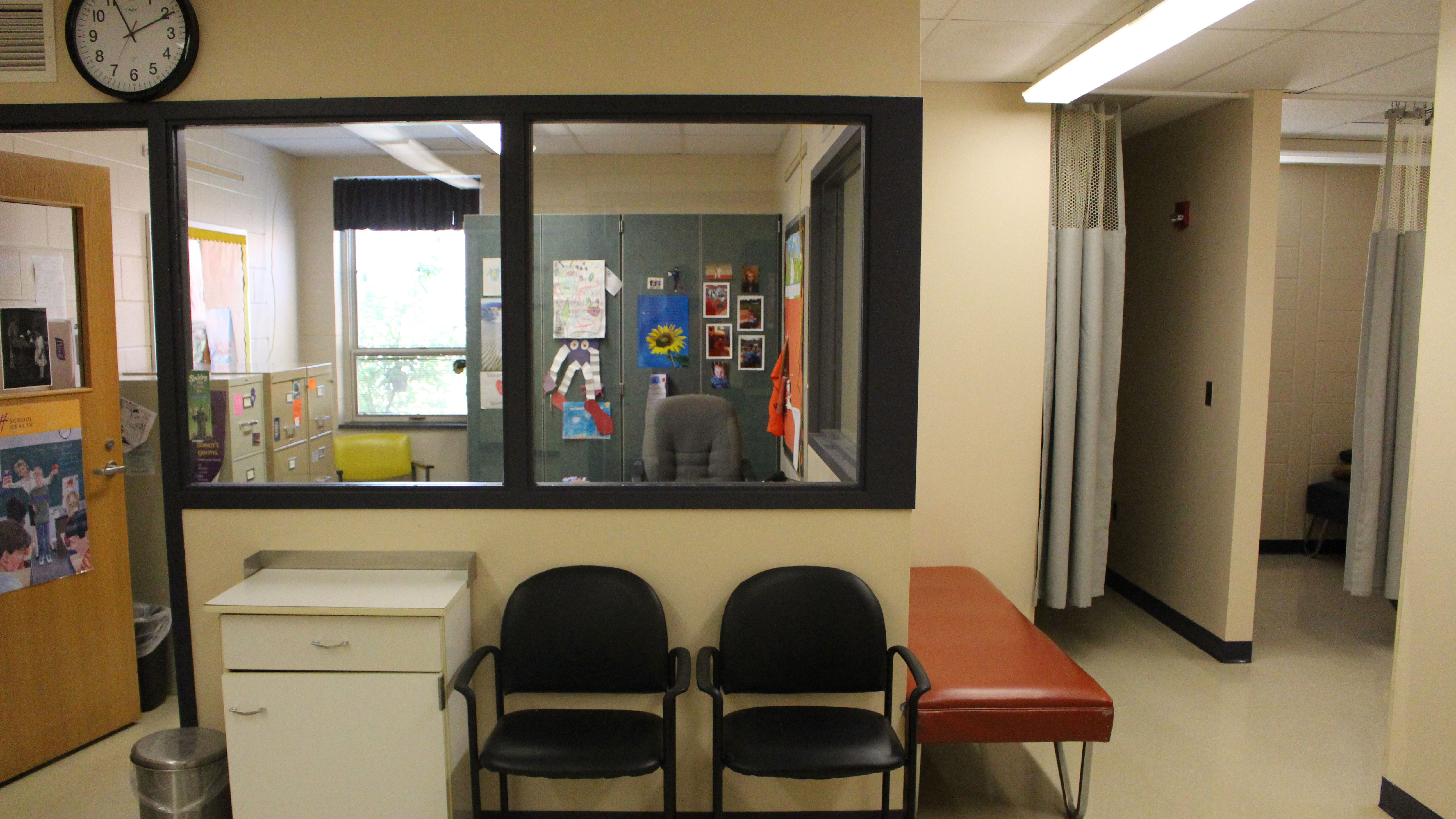 upper dauphin area nurses room