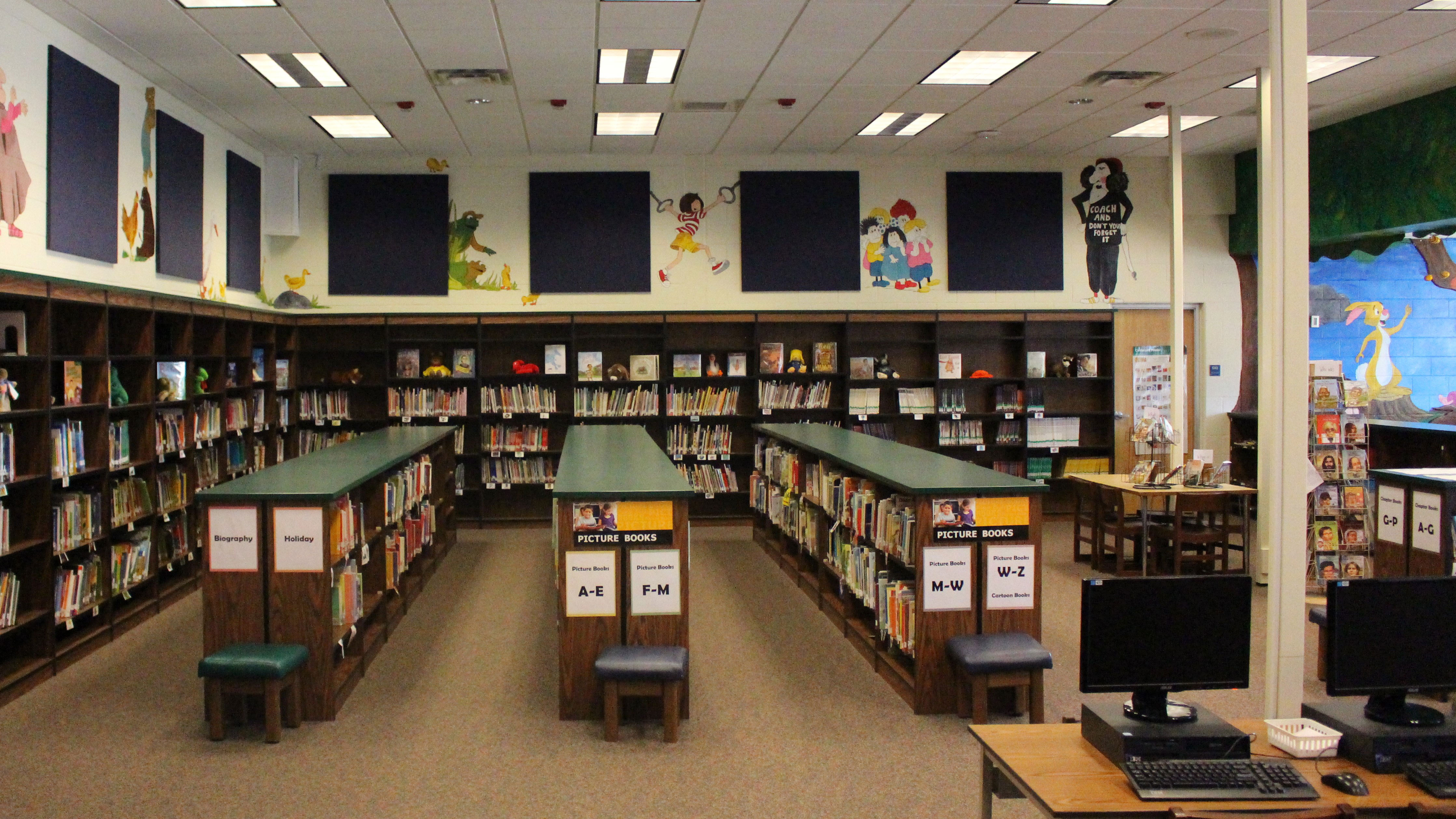 upper dauphin area elementary library