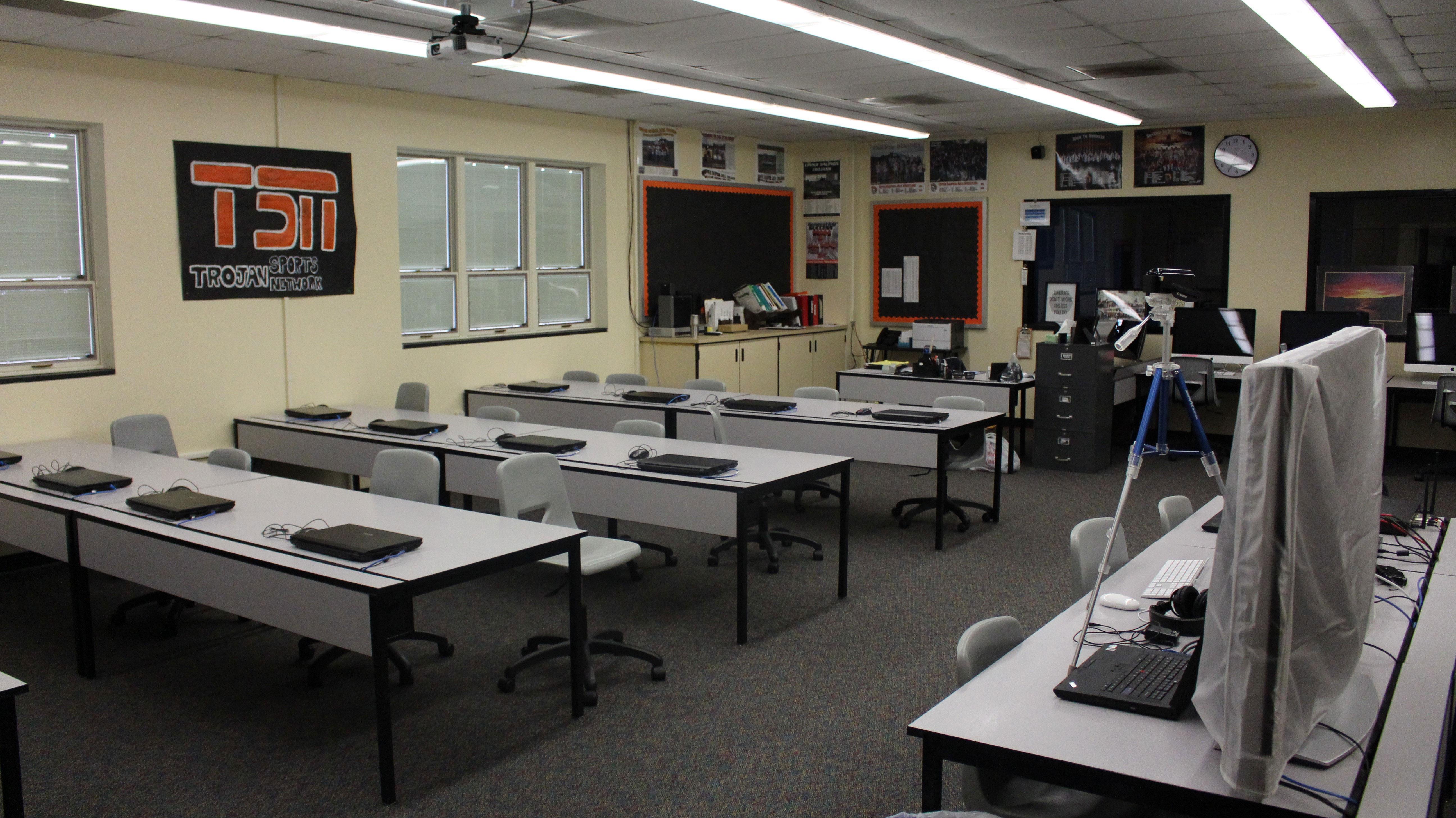 trojan sport network classroom