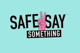 safe to say something logo