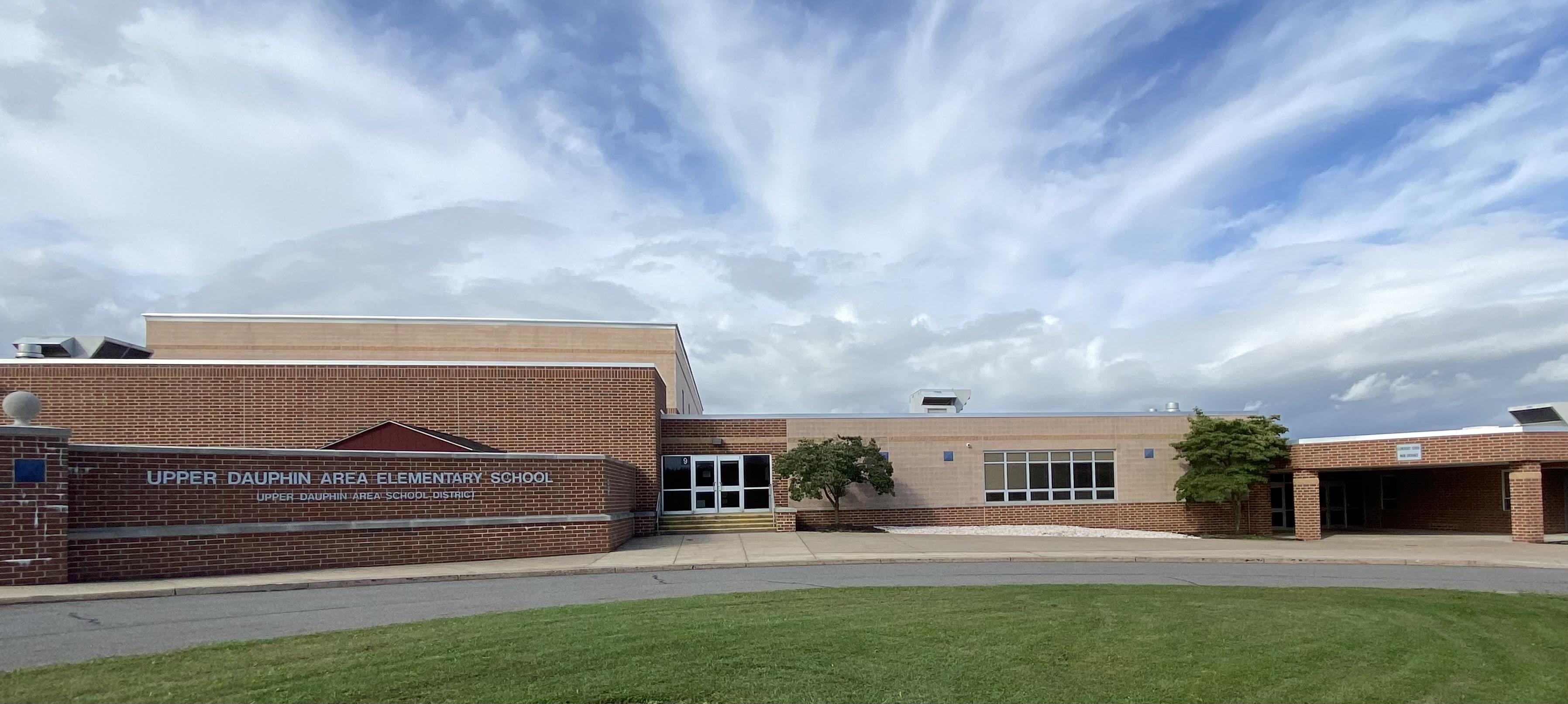 upper dauphin area school district elementary building